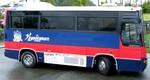 カマタマーレのバス