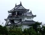 城の形をした鳥居博物館