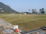 帝人SS対麻生FCの行われた第二サッカー場