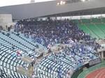 ガンバ大阪のゴール裏