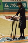 ビオラ奏者による国歌演奏