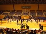 さいたま市総合体育館の内部