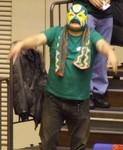 ブロンコスのマスクマン