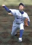 NTT東日本の二番手・松田投手