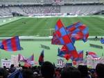 FC東京のゴール裏