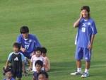 幼稚園サッカー教室