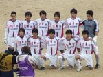 FC東京U-18のスタメン