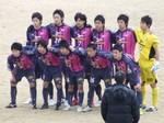 セレッソ大阪U-18のスタメン