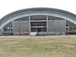 ホームズスタジアム神戸の外観