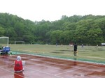 愛媛県総合運動公園補助競技場