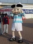 東大阪市のマスコット「トライくん」
