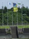 フェアプレーフラッグと連盟旗