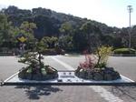 神戸総合運動公園の門松