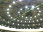 グリーンアリーナ神戸の屋根