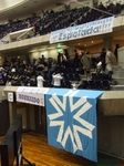 北海道の応援席