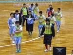 北海道の選手たち