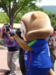 カメラで遊ぶヴォルタくん