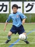 神戸FCのボランチを務めたMF石田
